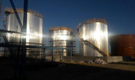 Bitumen Blowing Plant-3