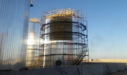 Bitumen Blowing Plant-5